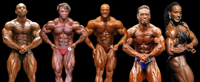 who Uses the Anabolic Steroids
