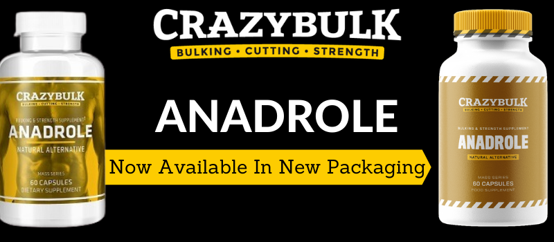 Anadrole (Anadrol) Review 2021 – Legal Steroid For Effective & Quick Muscle Gain