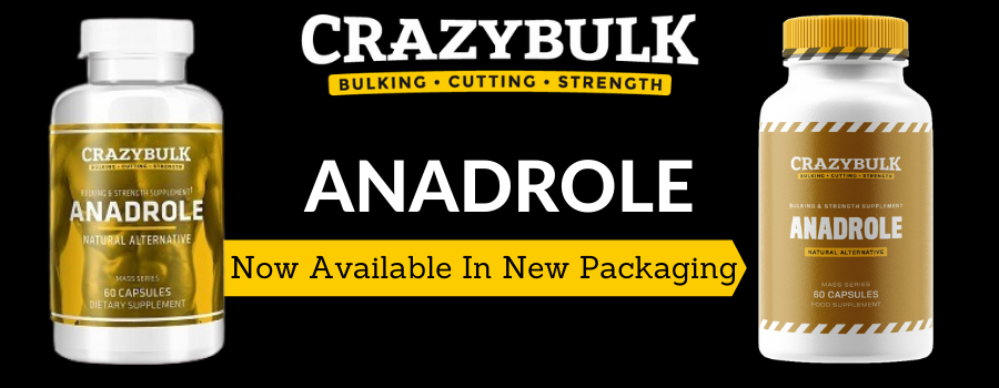 Anadrole Review (2021) – Legal Anadrol Effective & Quick Muscle Gain