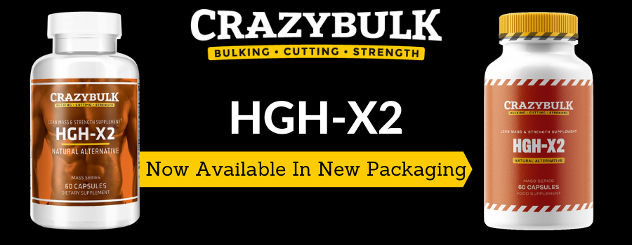 Hgh-X2 (Somatropin) Review 2021 – Best Alternative To HGH Steroid